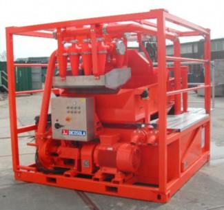 SiteTec R500E - Riciclatore fanghi di perforazione