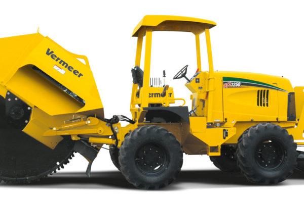 VERMEER RTX 1250
